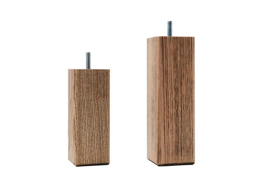 carrés bois naturel